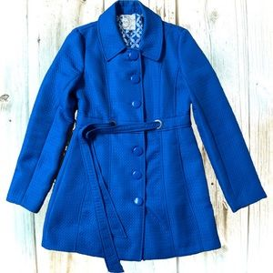 🌺 Tulle Anthropologie Quilted Coat